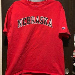 Champion Nebraska Shirt